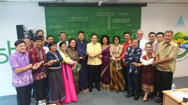 The Asian Ecotourism Network (AEN) officially launched in Bangkok, Thailand