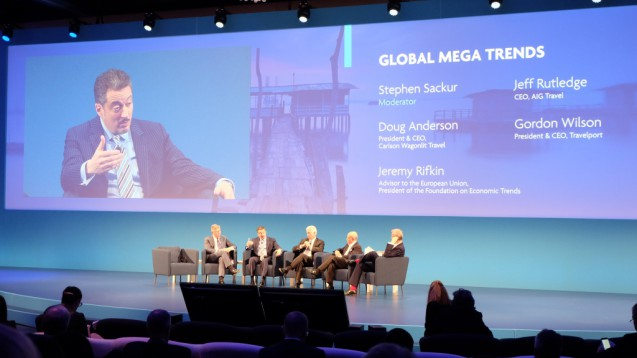 Opening Ceremony of the 16th WTTC Global Summit