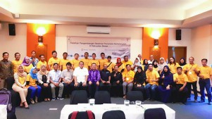 (Indonesia) Seminar dan Workshop Sustainable Tourism Development in Angsana-Lagoi Bintan di Banyan Tree Resort