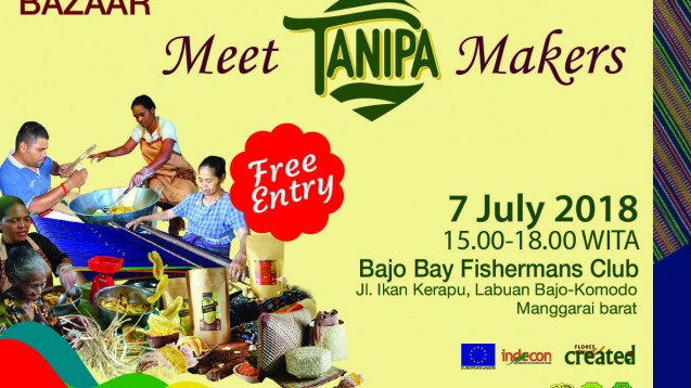 Meet TANIPA Makers! Bazaar & Exhibition